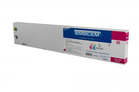 "EMBLEM Professional Ink ""Optimizer 5"" Magenta 500ml cartridge for Roland"