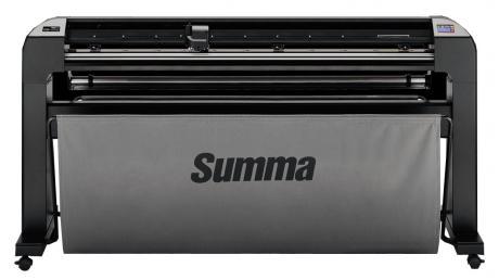 Summa S2-Class S2-160TC-2E Schneideplotter incl. Stand, mit OPOS-CAM, Schneidebreite: 1600mm