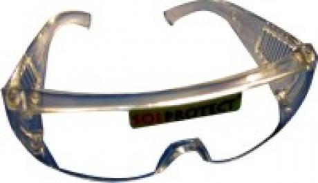 Zubehör für Flüssiglaminat Schutzbrille  VE 1 Stück