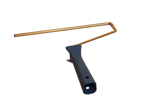Zubehör für Flüssiglaminat Haltebügel 250mm VE 1 Stück