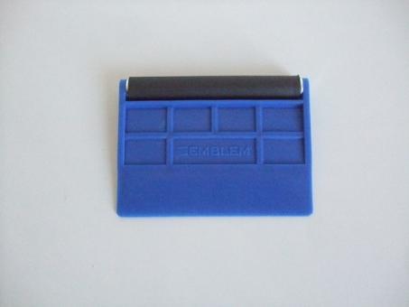 EMBLEM Easy mount Rakel mit integrierter Gummirolle
