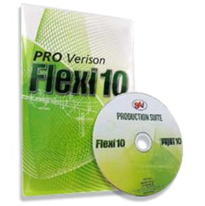 Flexi Letter 10 für PC Schneidesoftware für Werbetechniker