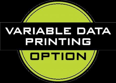 Variable Data Printing Option VDP