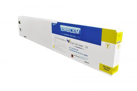 "EMBLEM Professional Ink ""optimizer 4 "" Yellow 440ml cartridge  für Roland"
