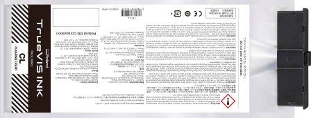 TrueVIS Tintenbeutel cleaning 500ml für Roland SG und VG--Serie