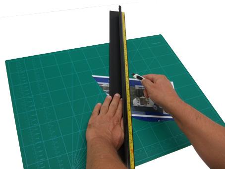 EASY Ruler Slim Länge 71 cm