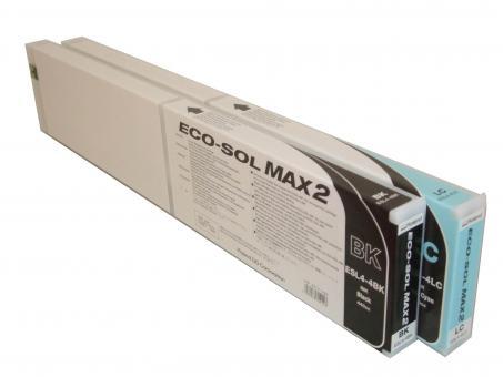 Roland Eco - Solvent MAX-2 Tinte  black 440ml Kartusche