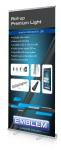 EMBLEM EASYRollUp Premium Light 100 cm x 200 cm  Gewicht 3 kg