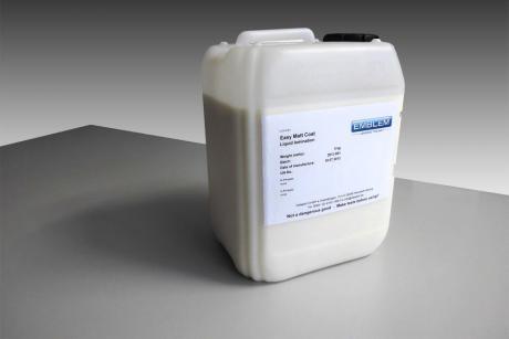 EMBLEM EASY MATT COAT Flüssiglaminat 5 kg. Flasche  VE 1 Stück