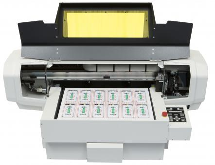 Mutoh Value Jet VJ-426UF A3+ Tintenstrahldrucker 4 Farben +weiß und Lack