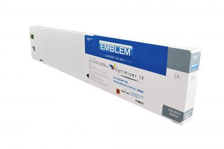 "EMBLEM Professional Ink ""optimizer 4 "" Light Black 440ml cartridge für Roland"