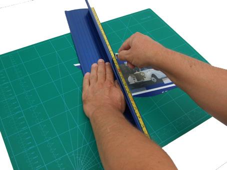 Easy Ruler Länge 80 cm