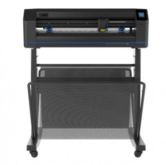 Summa S One D60 Schleppmesser-Schneideplotter 60 cm, Tischgerät mit Medienaufnahme