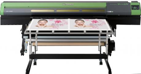 Roland Versa UV LEJ-640 Hybrid printer 1615mm max. Druckhöhe 13 mm,  incl. RU-640 + MB-640