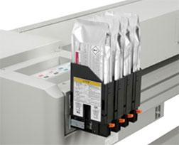 VALUEJET Flex LED UV Ink black 800 ml bag US11