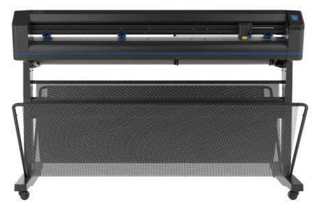 S One D140FX, Schneideplotter, mit Standfuss, Korb + Medienaufnahme. begrenzte Pos. der Andruckwalze