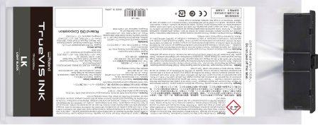 TrueVIS Tintenbeutel light black 500ml für Roland VG-Serie