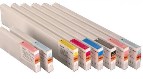 Mutoh -Eco Solvent Ultra Tinten black für RJ 80 U 440 ml Kartusche