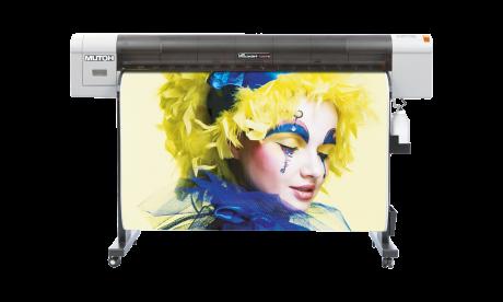 Mutoh ValueJet  VJ-1324 X   Tintenstrahldrucker 4 Farben  Eco Solvent Ultra inkl. RIP