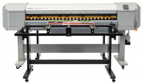 Mutoh Value Jet VJ-1626UH Tintenstrahldrucker 4 Farben +weiß und Lack