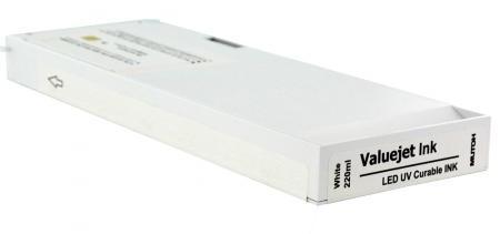VALUEJET UV Tintenkartusche LUH1 white 220 ml Cartridge