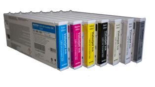 VALUEJET UV Tintenkartusche LUH1 yellow 220 ml Cartridge